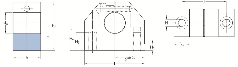 CAD afbeelding LSNS asbok